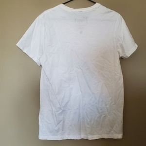 Prince Tops - Prince Take Me With You Graphic Tshirt White